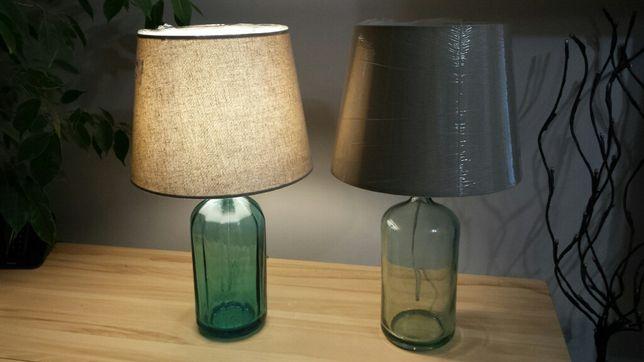Lampa ze starej syfonowej butli, syfon, PRL, vintage, upcycling