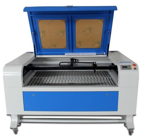 Laser co2 180x100 130w grawerka opr. Pl przelotowy
