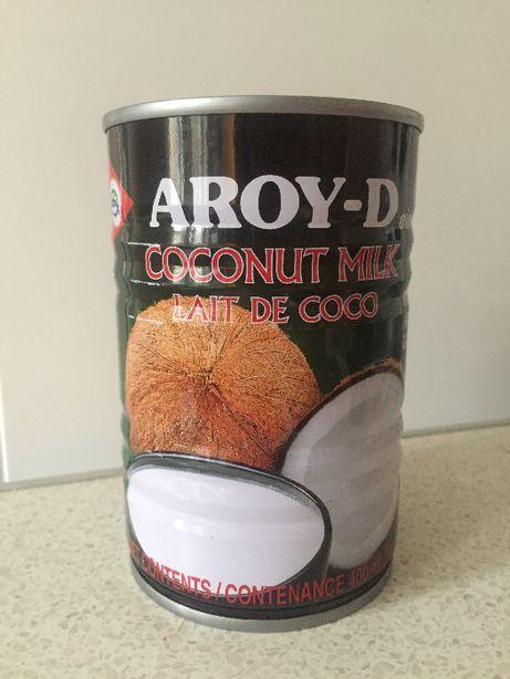 Кокосовое молоко без добавок Aroy D