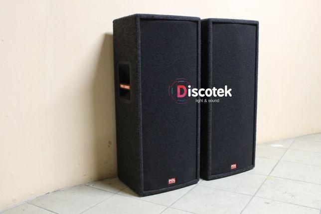 | Pol-Audio PA 212-600ND | Kolumny | 1,2 kW | Neodym | Pokrowce