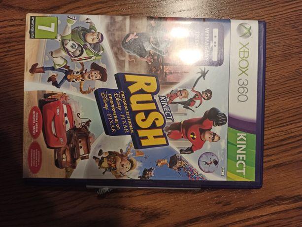 gra kinect rush Xbox 360