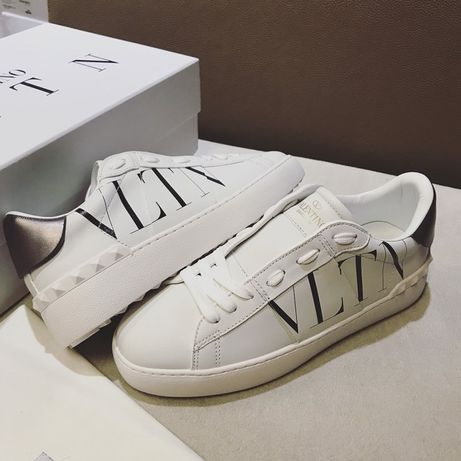Valentino Open sneakers 36-42 nowosc kolory