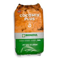 Hidroponia - 50 litros de coco 100% natural - Loja Oficial