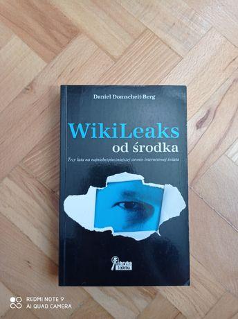WikiLeaks od środka, Daniel Domscheit-Berg