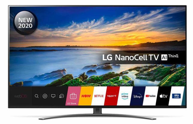 В НАЛИЧИИ 63990 /LG 55NANO866NA /4K/SmartTV/пульт Magic/DirectLED