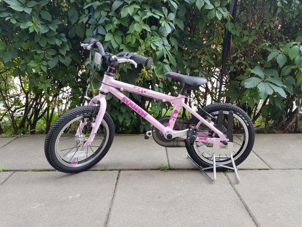 """Rower dziecięcy SQUISH 14"""" różowy dla dziecka"""