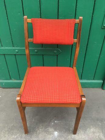 Krzesło typ 200-242 PRL Vintage stan oryginalny Śląsk Katowice