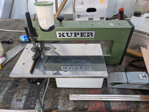 Шпоносшивной станок KUPER