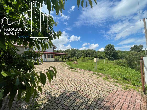 Продам шикарний будинок з великою літньою терасою