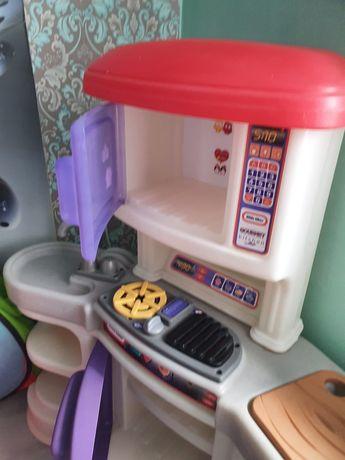 Дитяча кухня little tikes