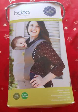 Mochila ergonômica de carregar bebé