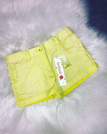 Новые шорты Boboli на девочку 8 лет, 128 см
