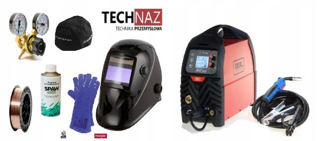 Ideal Spawarka TECNOMIG 205 MMA DIGITAL 200 A LCD Technaz Lublin od rę