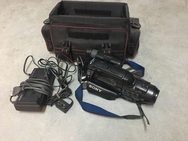 Câmara de filmar Sony (com anomalias por diagnosticar)