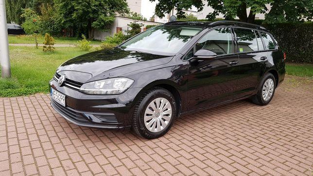 VW Golf 1,6 TDI 90KM polski salon, bezwypadkowy, faktura VAT 23%
