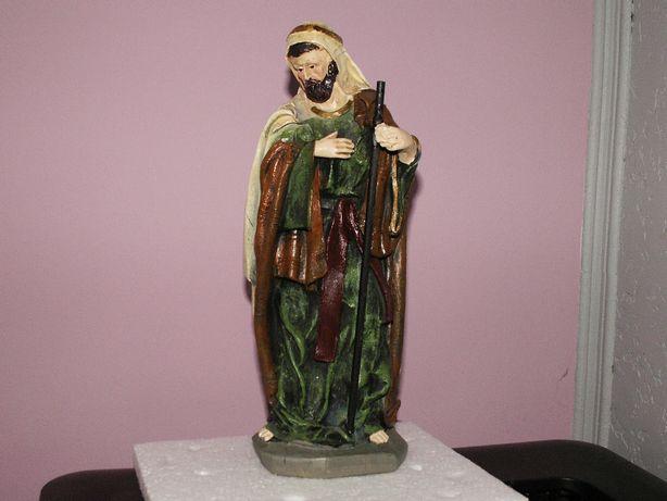 Józef - Figurka do Szopki Bożonarodzeniowej 24 cm Szopka Stajenka