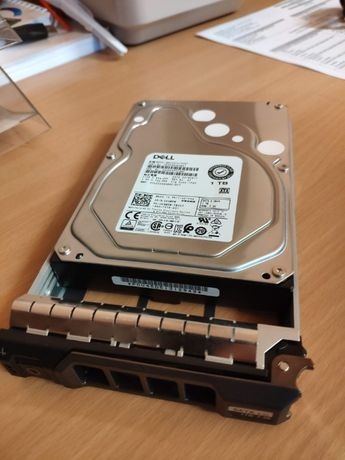 Dysk DELL 400-AURS 1TB 7.2K RPM SATA 6Gbps3,5in