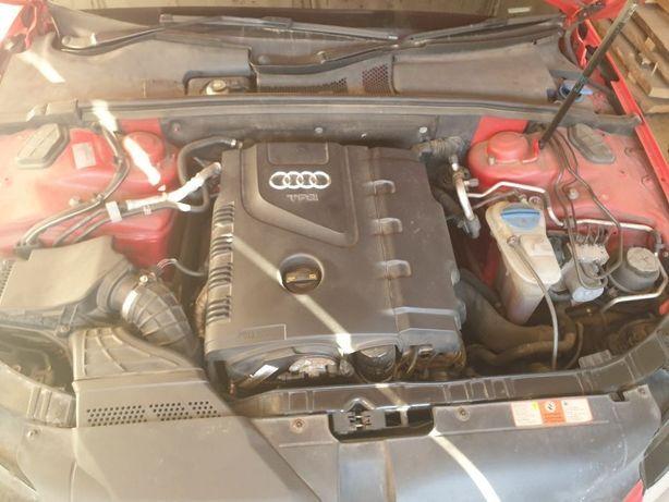 Двигатель Audi A4 B8 1.8 TFSI CABB 185 тис пробег Разборка