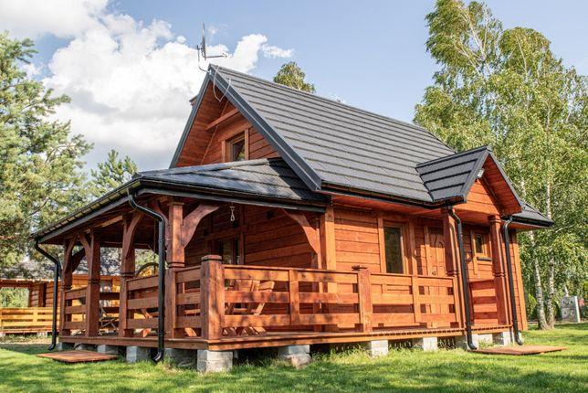 Dom Drewniany Całoroczny Alternatywa Dla Mieszkania 175 tys Pod Klucz