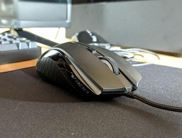 Rato Rapoo V300 (parecido ao Ultralight 2)