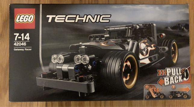 Novo, a estrear - LEGO Technic 42046 Carro de Fuga Rápida