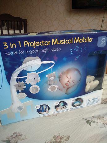 СРОЧНО! Продам музыкальный мобиль!