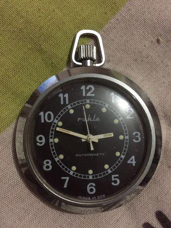 Карманные часы ruhla made in GDR