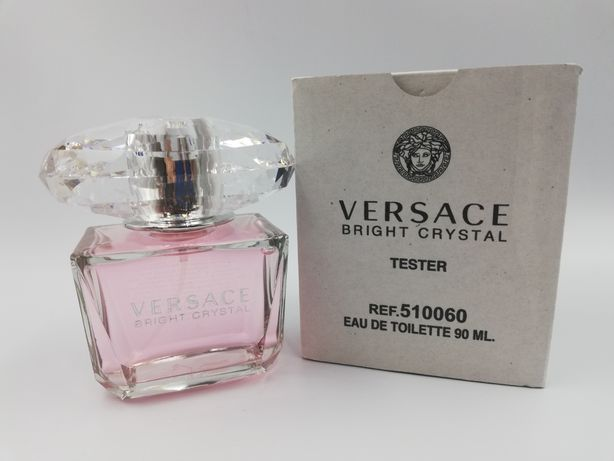 Perfumy VERSACE Bright Crystal 90ml Tester Wyprzedaż