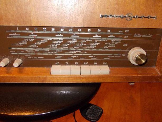 Loewe opta-radio lampowe