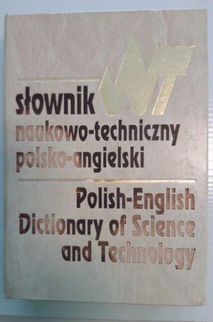 Słownik naukowo-techniczny angielsko polski
