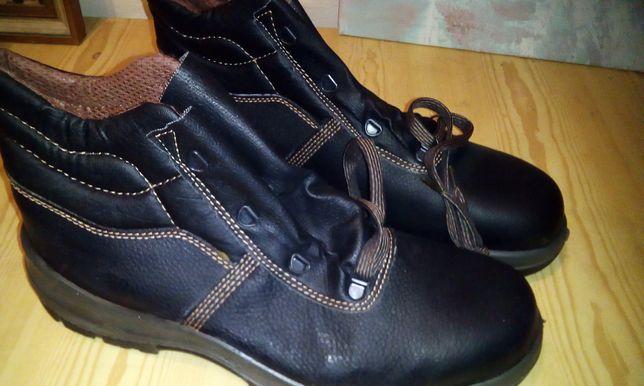 buty robocze nieużywane