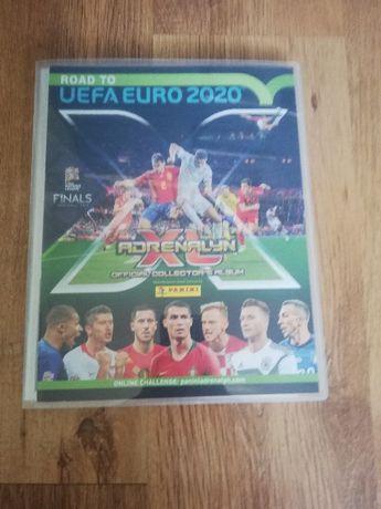 kart panini road to euro 2020