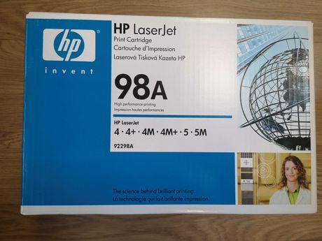 Toner HP LASERJET 98A 92298A.