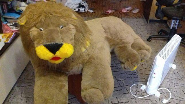 Игрушка большая лев.Торг