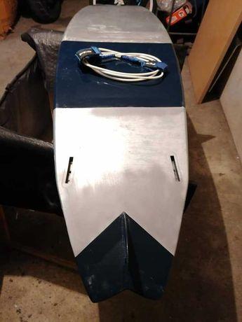 NSP 64 fishEpoxy 66 Evolution Malibu Funboard prancha de surf torq