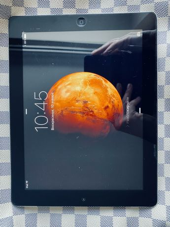 Apple Ipad 3 wifi a1403 16 gb в отличном состоянии