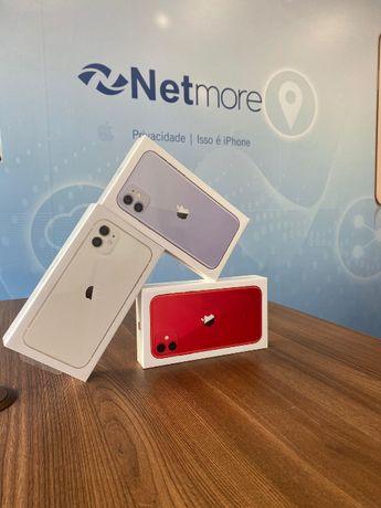 iPhone 11 64GB - Novo e Garantia (A pronto ou em prestações)