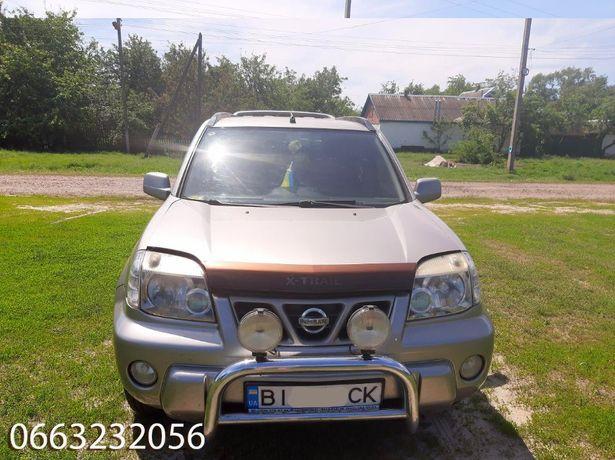 Продам Nissan X-Trail в хорошому стані (Торг на місці)