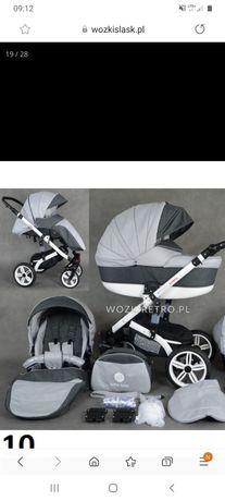Wózek 3w1 Aveiro Baby Boss