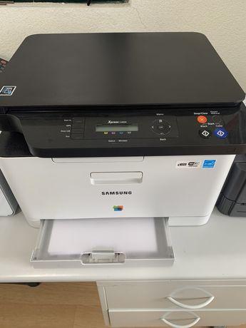 Impressora multifunções Samsung C480W