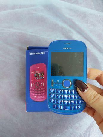 Nokia asha 200 нокиа аша 200