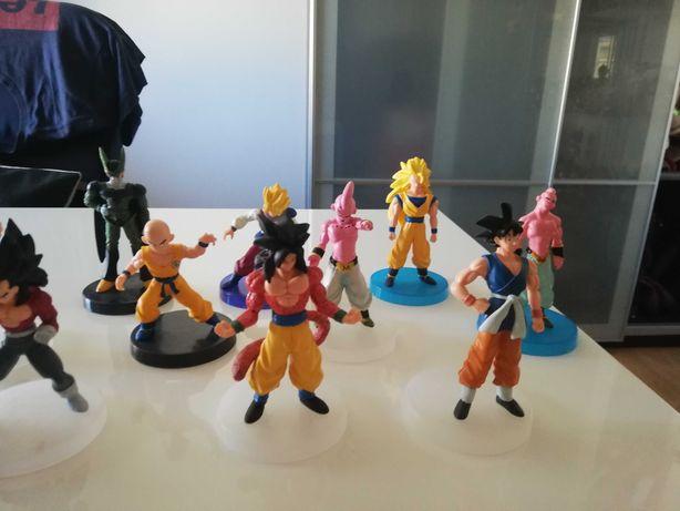 Vendo Figuras Dragon Ball Z e GT