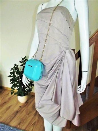 ASOS wizytowa sukienka