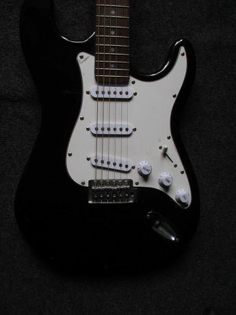Gitara elektryczna kopia stratocaster