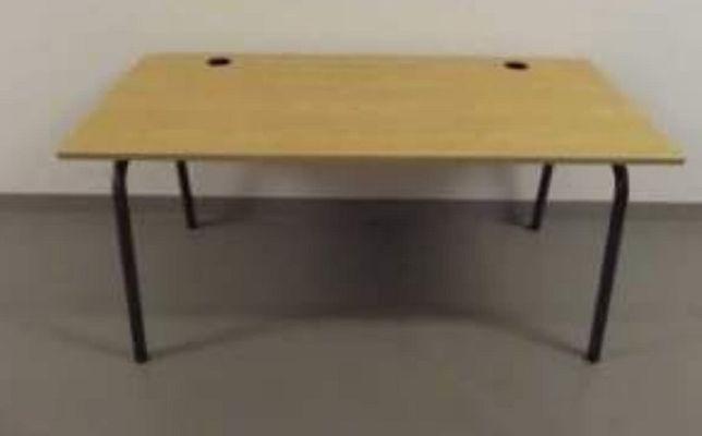stół komputerowy dwu stanowiskowy biurko stol
