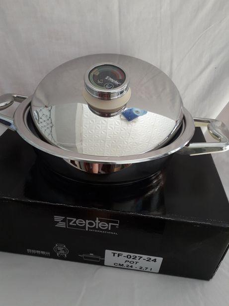 Посуда,сотейник 2.7 л от цептер zepter
