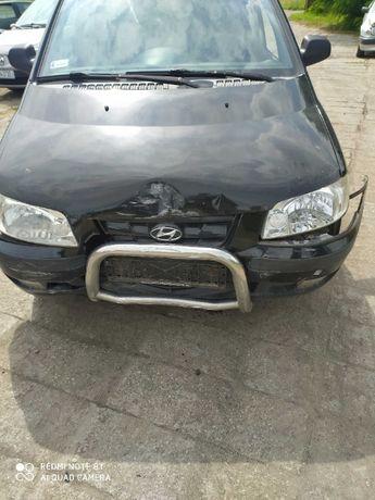 Hyundai Matrix drzwi lewy tył