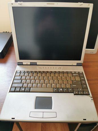 Ретро ноутбуки на запчастин