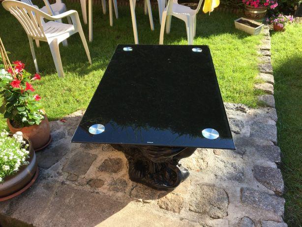 Ława stolik blat hartowane szkło