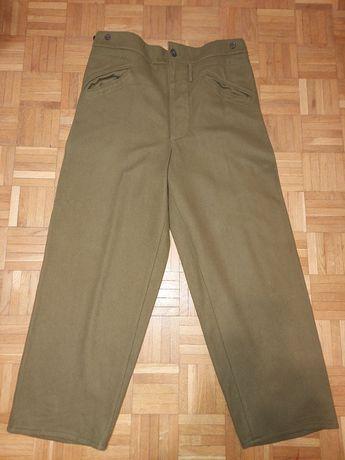 Spodnie wz 19 wojskowe do munduru szeregowego wz36